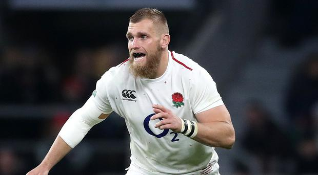 England are waiting on the fitness of Brad Shields (Adam Davy/PA)