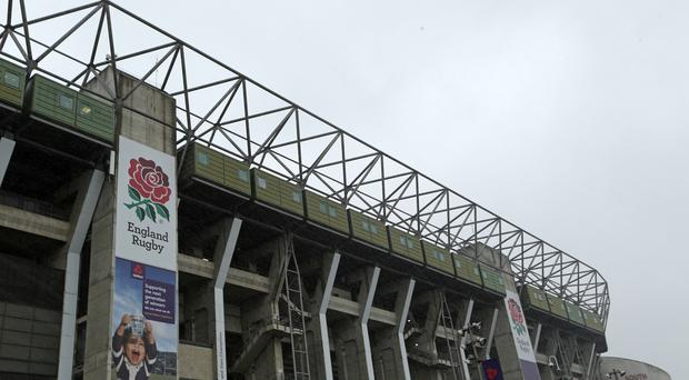 Twickenham will stage this weekend's match between England and Italy (Paul Harding/PA)