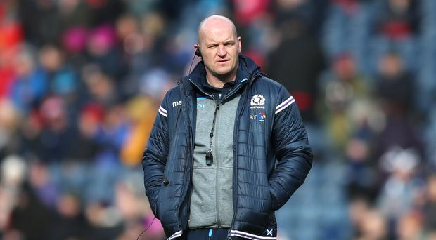 It has been a Six Nations to forget for Gregor Townsend's Scotland (Jane Barlow/PA)