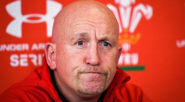 Shaun Edwards helped guide Wales to the Grand Slam (Ben Birchall/PA)