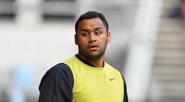 Billy Vunipola has been formally warned by Saracens (Simon Galloway/PA)