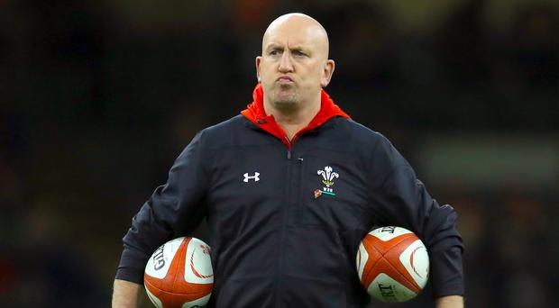 Shaun Edwards will depart as Wales' defence coach after the World Cup (Mike Egerton/PA)