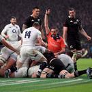 England and New Zealand would be playing to meet in the final of the new Nations Championship format (Mike Egerton/PA)