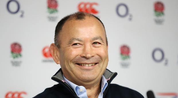 Eddie Jones, pictured, will coach the Barbarians in their November clash with Fiji after the Rugby World Cup (Andrew Matthews/PA)