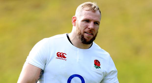 """Former England flanker James Haskell says the upcoming World Cup is """"massively exciting"""" for Eddie Jones' side (PA)"""