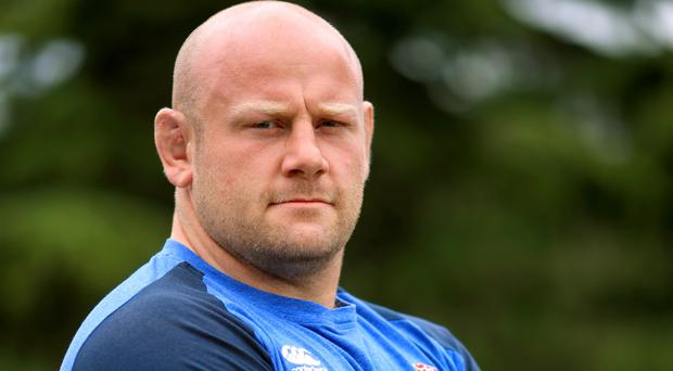 Dan Cole is relishing the World Cup in Japan (Adam Davy/PA)