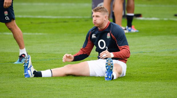 Ruaridh McConnochie is yet to make his England debut (Ben Birchall/PA)