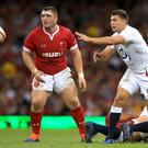 England's Ben Youngs was delayed coming on against Wales (Adam Davy/PA)
