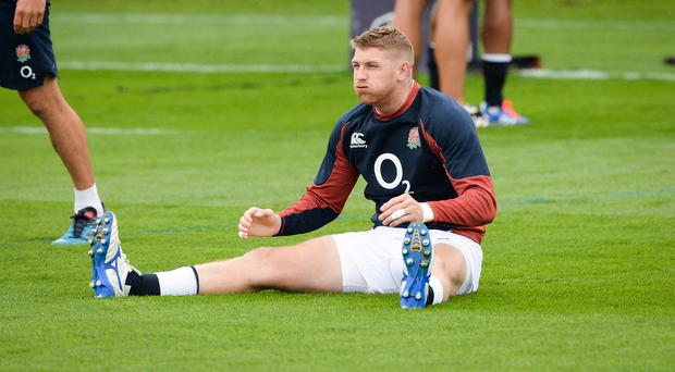 Ruaridh McConnochie is still waiting to make his England debut ahead of the World Cup (Ben Birchall/PA)