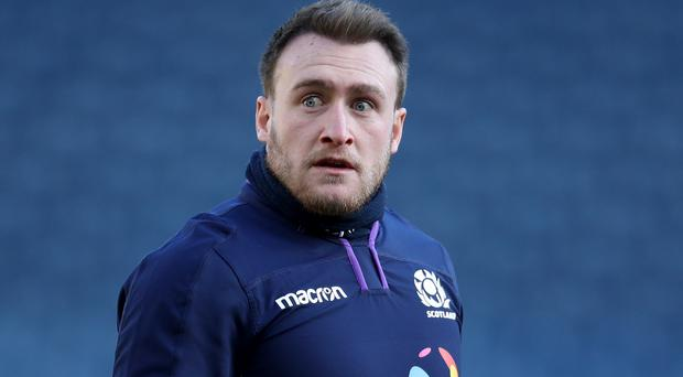 Gregor Townsend feels Stuart Hogg, pictured, needs more game time (Jane Barlow/PA)