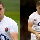 England's George Ford and Owen Farrell (left) will team up against Ireland on Saturday (PA)