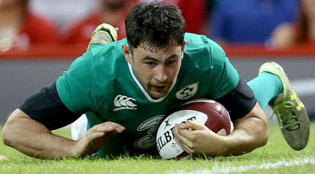Joe Schmidt Provides Fresh Update On Joey Carbery's World Cup Fitness