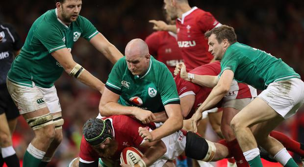 Toner the surprise omission from Ireland World Cup squad