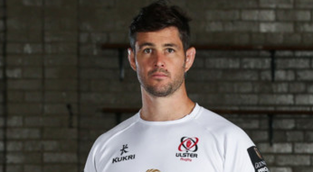 Ulster second row Sam Carter