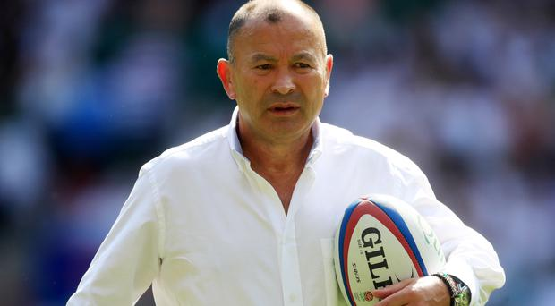 Eddie Jones' England are due to leave for Japan on Sunday (Adam Davy/PA)