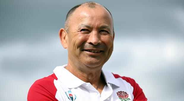 Eddie Jones believes the heat and humidity of Japan can be an advantage for England (Tim Goode/PA)