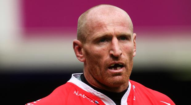 Gareth Thomas has admitted he is HIV positive (Lynne Cameron/PA)