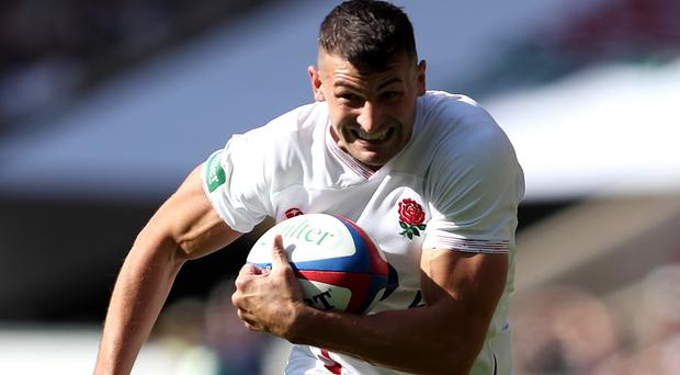 Jonny May is a key weapon for England (David Davies/PA)