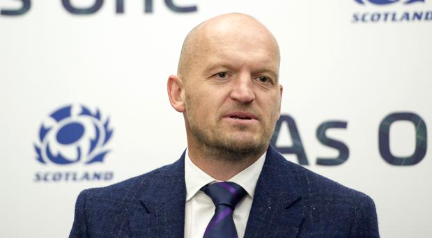 Scotland coach Gregor Townsend hopes experienced will pay off against Ireland (Ian Rutherford/PA)