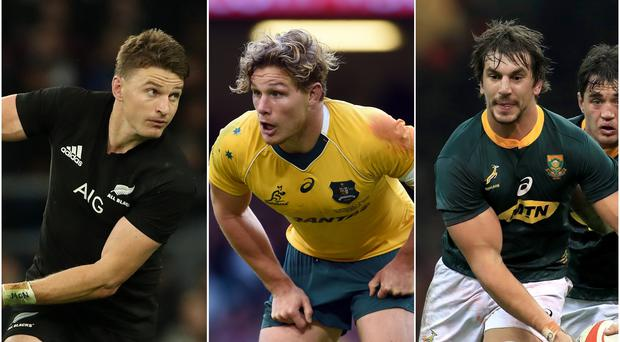 New Zealand, Australia and South Africa all start their campaigns on Saturday (David Davies, Joe Giddens, Mike Egerton/PA)