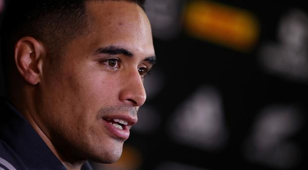 Aaron Smith hailed New Zealand's victory over South Africa as a big World Cup statement (David Davies/PA)