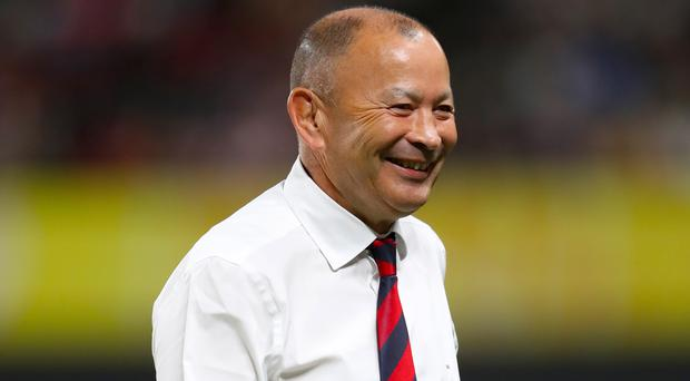 Eddie Jones' England take on the USA in Kobe on Thursday (David Davies/PA).