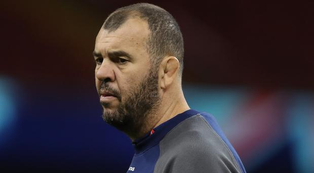 Michael Cheika says he does not need World Rugby's framework to teach his players how to tackle (David Davies/PA)