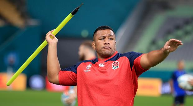 Mako Vunipola must earn his place (Adam Davy/PA)