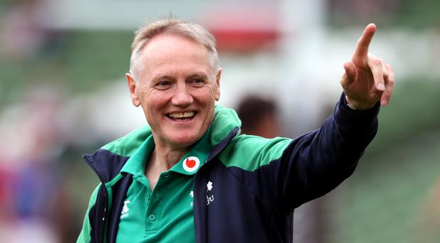 Joe Schmidt's Ireland side have a crucial World Cup game against Russia on Thursday (Brian Lawless/PA)