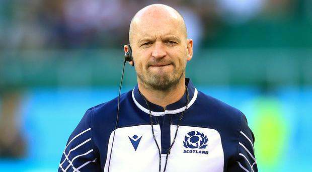 Gregor Townsend's men are playing a waiting game (Adam Davy/PA)