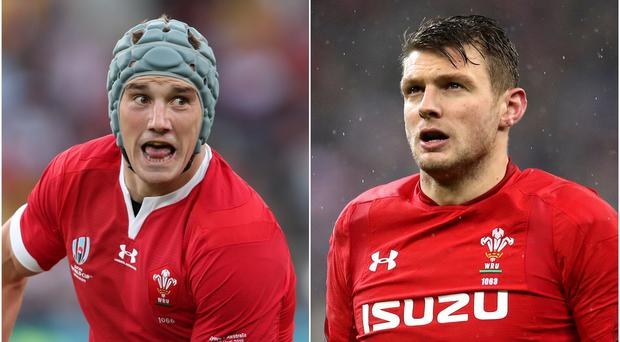 Wales hope to have some key players such as Jonathan Davies and Dan Biggar back (PA)