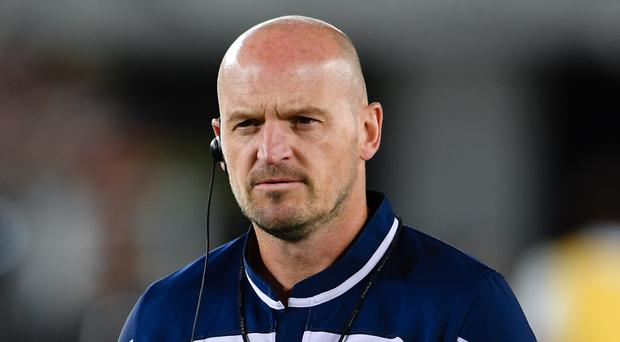 Gregor Townsend's Scotland suffered an early World Cup exit (Ashley Western/PA)