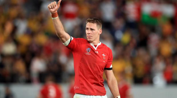 Liam Williams is confident in Wales' World Cup chances (Adam Davy/PA)