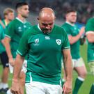 Rory Best saw his international career come to an end following defeat by New Zealand in Tokyo. (Adam Davy/PA)