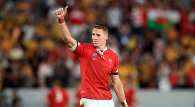 Wales' Liam Williams has been ruled out (Adam Davy/PA)