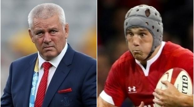It is crunch time for Wales coach Warren Gatland and centre Jonathan Davies (PA)
