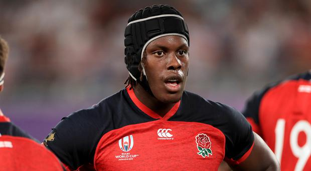 England's Maro Itoje is confident (Adam Davy/PA)