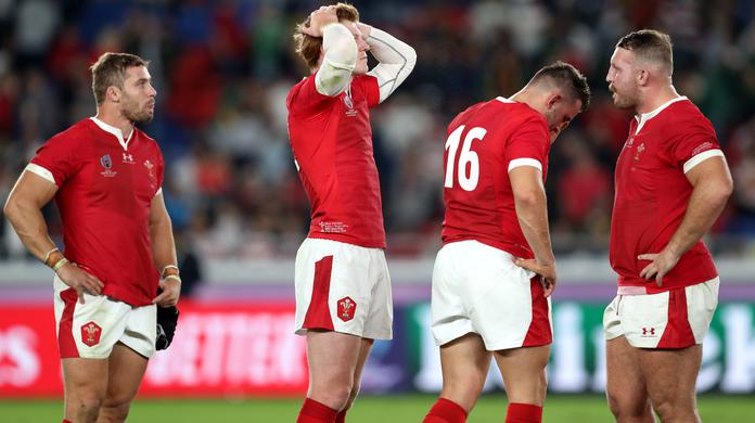 How Twitter reacted to Wales' agonising defeat