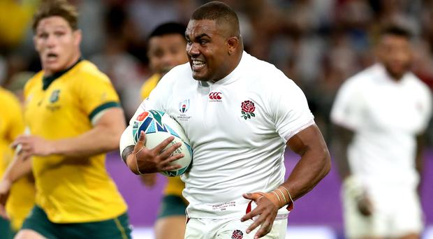 Kyle Sinckler has helped England reach the World Cup final (David Davies/PA)