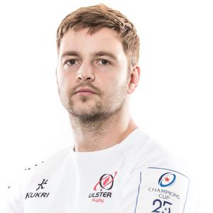 Time to shine: Iain Henderson with the European Champions Cup