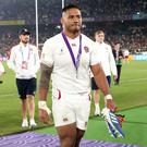 "Manu Tuilagi says England's players were ""gutted"" after the World Cup final defeat to South Africa (David Davies/PA)"