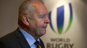 Sir Bill Beaumont has unveiled new ideas (Brian Lawless/PA)