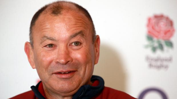 Eddie Jones was targeted by fans after his side's Six Nations defeat to Scotland two years ago (Adam Davy/PA)