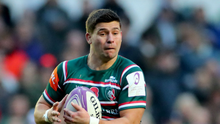 Staying on: Ben Youngs has signed a new Leicester deal