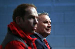 Jones is looking forward to a bright future under Pivac (Steven Paston/PA)