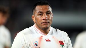 Mako Vunipola will miss England's Guinness Six Nations clash with Wales due to a medical issue (Adam Davy/PA)