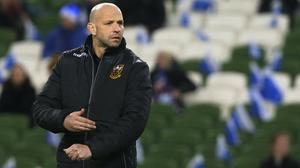 Jim Mallinder has spoken about the prospects for rugby action (PA)