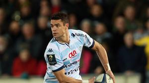 Dan Carter slotted 11 points with the boot and shut down Leicester's power runners in Racing's 19-16 semi-final victory