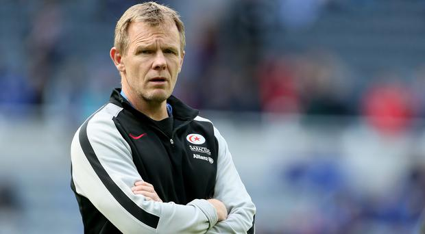 Mark McCall has some tough decisions to make (Richard Sellers/PA)