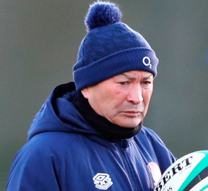Tough calls: Eddie Jones insists decisions have been taken to find the right balance